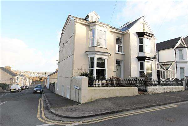 4 Bedrooms Terraced House for sale in Viburnum, Victoria Road, Pembroke Dock