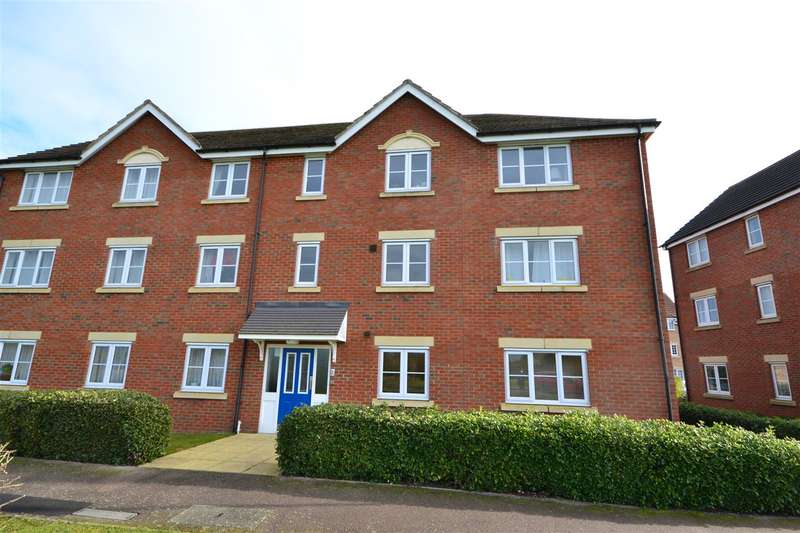 2 Bedrooms Apartment Flat for sale in Kingfisher Drive, Soham