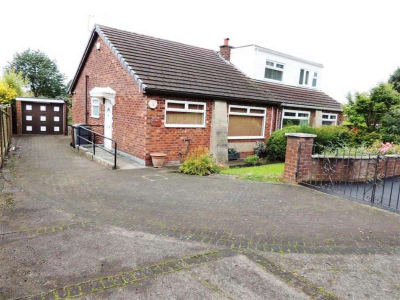 2 Bedrooms Bungalow for sale in Legh Drive, Audenshaw, Manchester