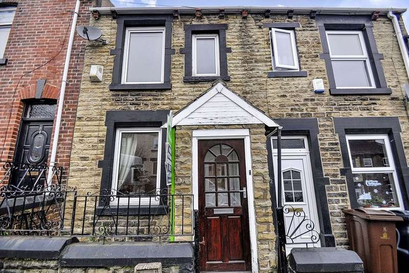 4 Bedrooms Property for sale in Corporation Street, Barnsley, S70
