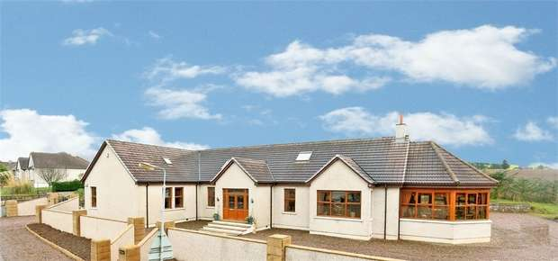5 Bedrooms Detached House for sale in Turriff, Turriff, Aberdeenshire
