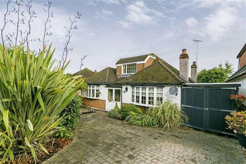 4 Bedrooms Detached Bungalow for sale in Beaconsfield Road, Epsom, Surrey