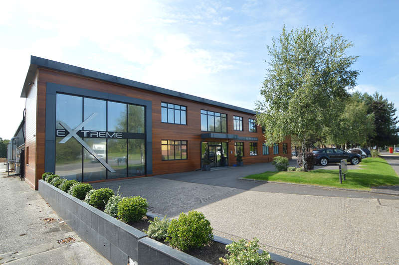 Warehouse Commercial for rent in Enterprise House, 52 Holton Road, Holton Heath Trading Park, Poole, BH16 6LT