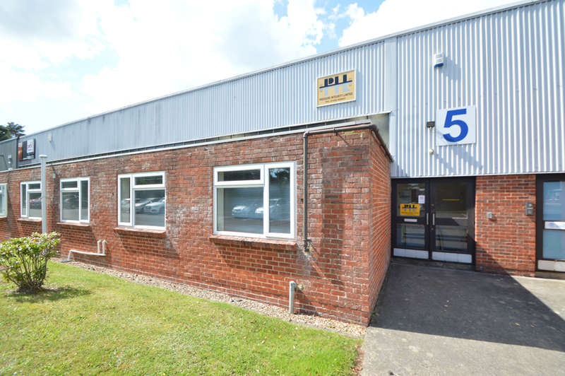 Warehouse Commercial for rent in Unit 5 Holton Road, Holton Heath Industrial Estate, Poole, BH16 6LG
