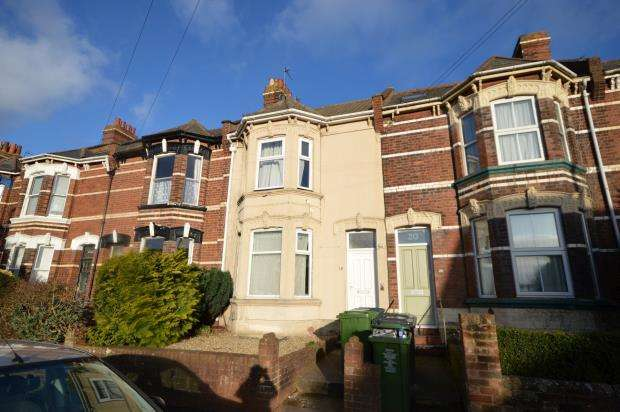 6 Bedrooms Terraced House for sale in Polsloe Road, Mount Pleasant, Exeter, Devon