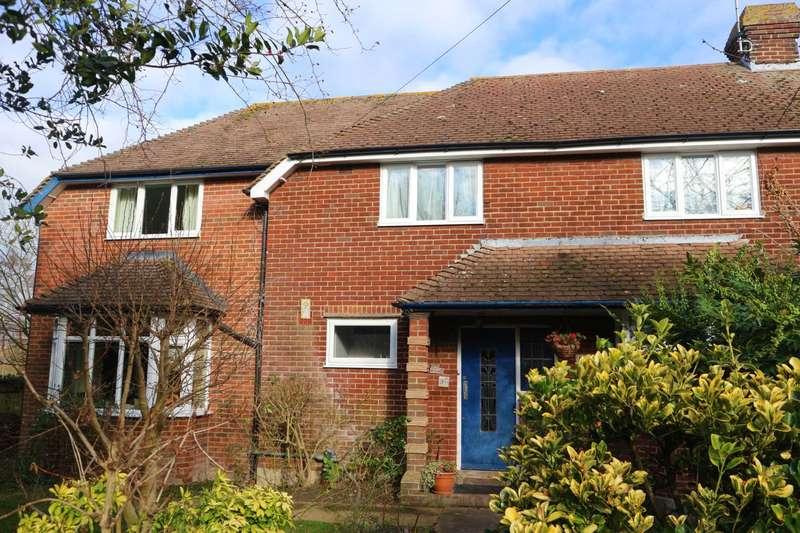 3 Bedrooms Semi Detached House for sale in Heaton Road, Canterbury