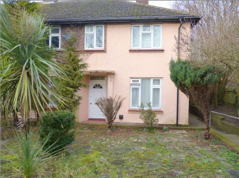 2 Bedrooms Maisonette Flat for sale in Coates Road, Elstree