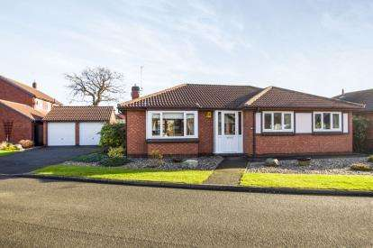 3 Bedrooms Bungalow for sale in Eaton Grange Drive, Long Eaton, Nottingham, Nottinghamshire