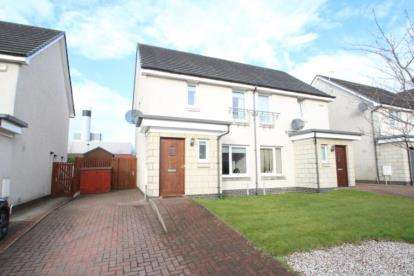 2 Bedrooms Semi Detached House for sale in Springbank Crescent, Parkhead, Glasgow
