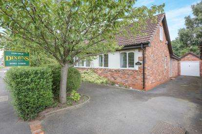 3 Bedrooms Bungalow for sale in Stafford Road, Coven Heath, Wolverhampton, Staffordshire