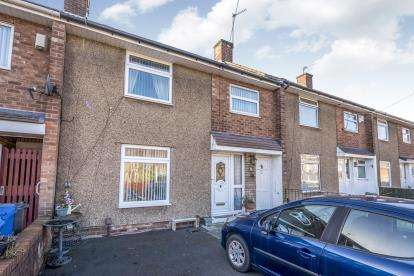 3 Bedrooms Semi Detached House for sale in Essex Road, Liverpool, Merseyside, England, L36