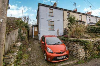 2 Bedrooms End Of Terrace House for sale in New Road, Liskeard, Cornwall