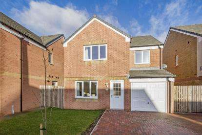 4 Bedrooms Detached House for sale in Barmore Drive, Bishopton