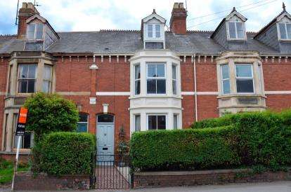 5 Bedrooms Terraced House for sale in Taunton, Somerset