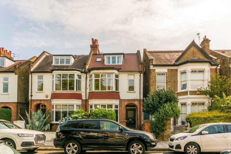 3 Bedrooms Flat for sale in Chiswick, Chiswick, W4