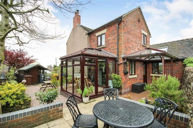 2 Bedrooms Detached House for sale in High Street, Ipstones, Staffordshire