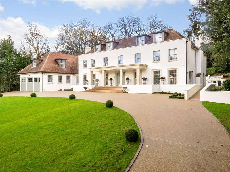 9 Bedrooms Detached House for sale in Camp Road, Gerrards Cross, Buckinghamshire, SL9