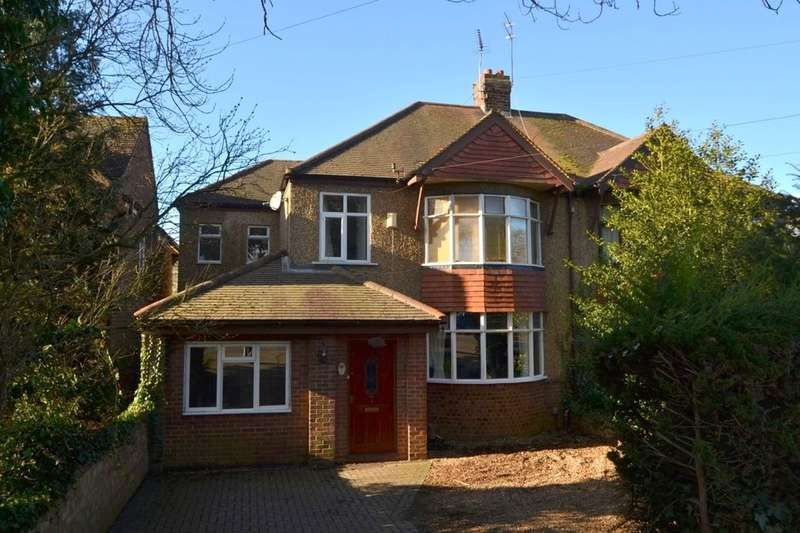 4 Bedrooms Semi Detached House for sale in Harborough Road North, Kingsthorpe, Northampton, NN2