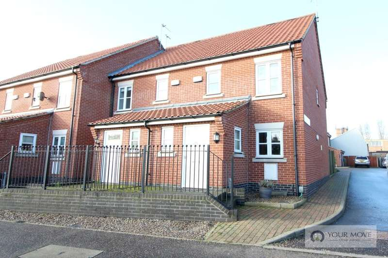 2 Bedrooms Property for sale in Pier Plain, Gorleston, Great Yarmouth, NR31