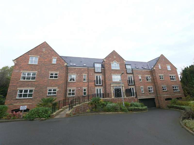 2 Bedrooms Apartment Flat for rent in Belford Close, Ashbrooke, Sunderland