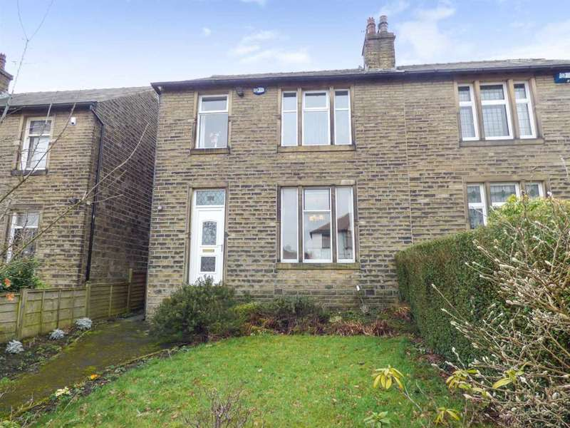 3 Bedrooms Semi Detached House for sale in Thornhill Avenue, Huddersfield