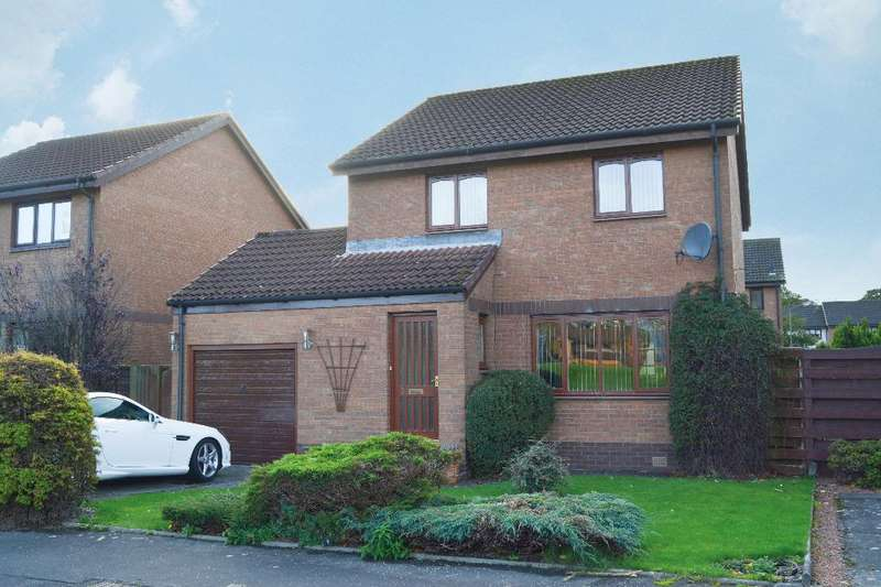 4 Bedrooms Detached House for sale in Bairns Ford Drive, Falkirk, Falkirk, FK2 7JD