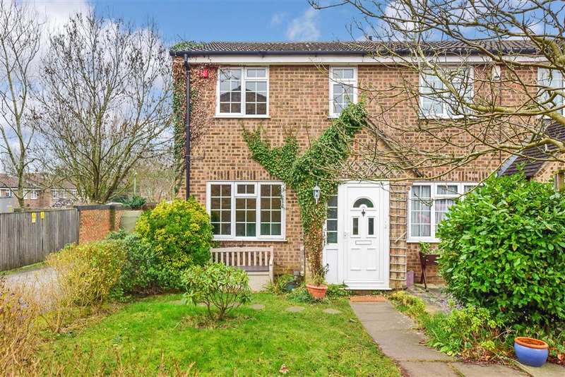 3 Bedrooms End Of Terrace House for sale in Redbank, , Leybourne, West Malling, Kent