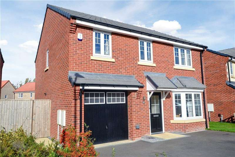4 Bedrooms Detached House for sale in Wyecarr Drive, Yarm, Stockton-On-Tees