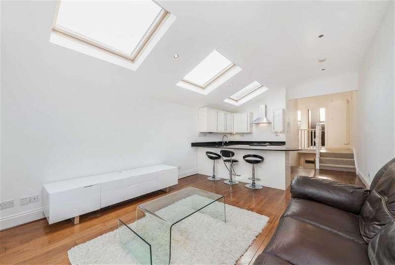 2 Bedrooms Flat for sale in Pendle Rd, Furzedown, London