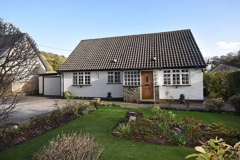 3 Bedrooms Detached Bungalow for sale in Kerridge Road, Rainow