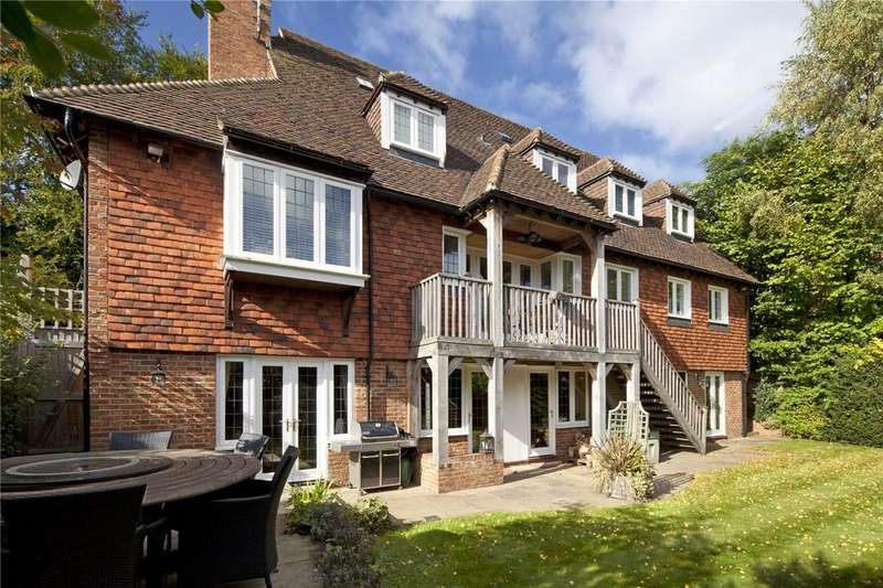 7 Bedrooms Detached House for sale in Oakhill Road, Sevenoaks, Kent, TN13