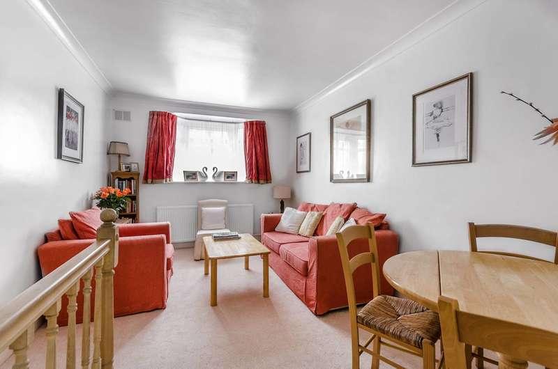 1 Bedroom Flat for sale in Gunter Grove, Chelsea, SW10