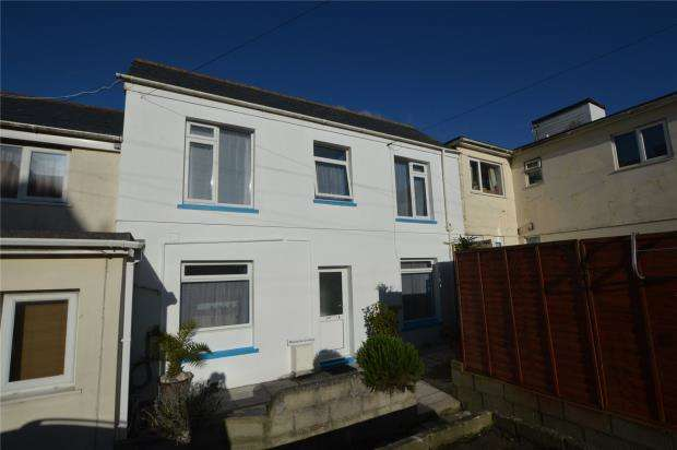 2 Bedrooms Terraced House for sale in Pentrevah Court, 50-52 Tower Road, Newquay, Cornwall
