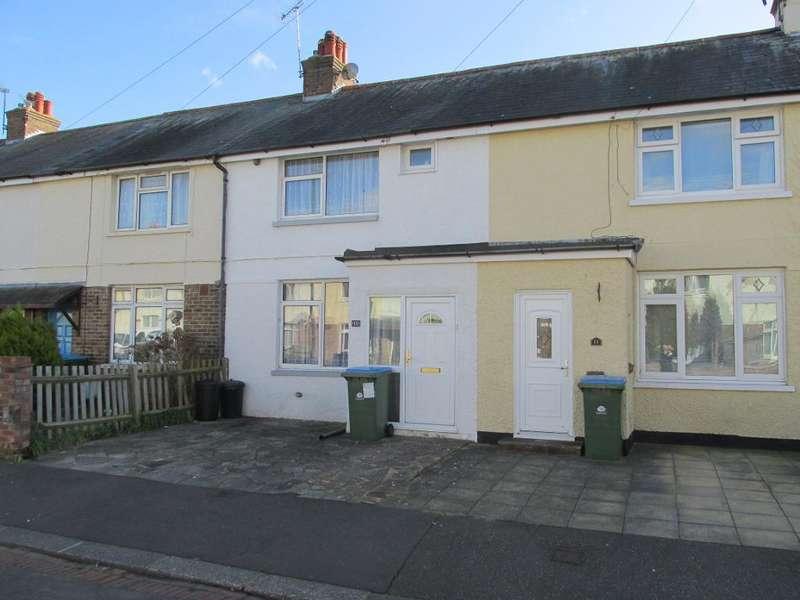 3 Bedrooms Terraced House for sale in Hampshire Avenue, Bognor Regis, West Sussex, PO21 5JY