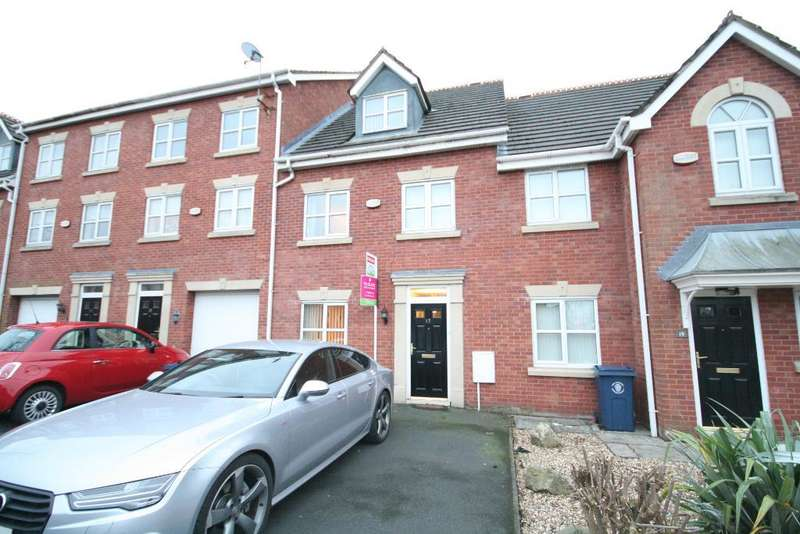 3 Bedrooms Mews House for sale in Kew House Drive, Southport, PR8 5HH