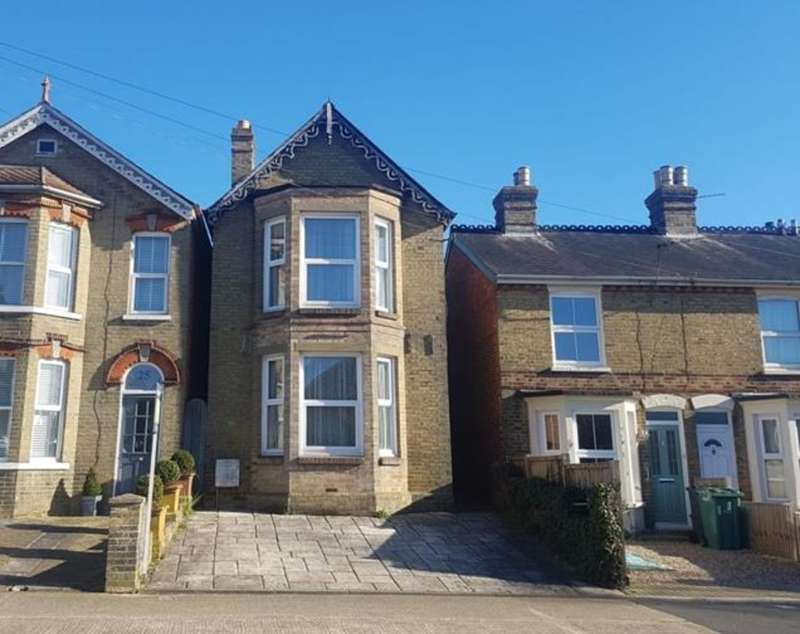 3 Bedrooms Detached House for sale in Adelaide Grove, East Cowes