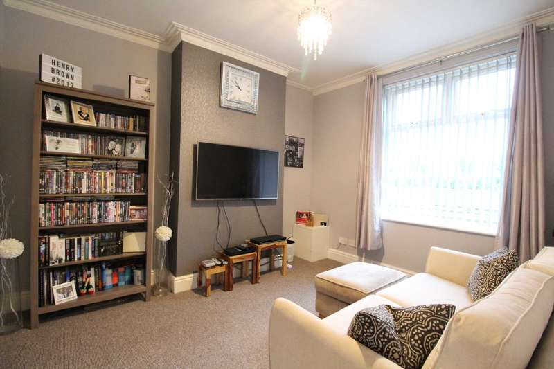 2 Bedrooms Terraced House for sale in Recreation Street, Prestwich