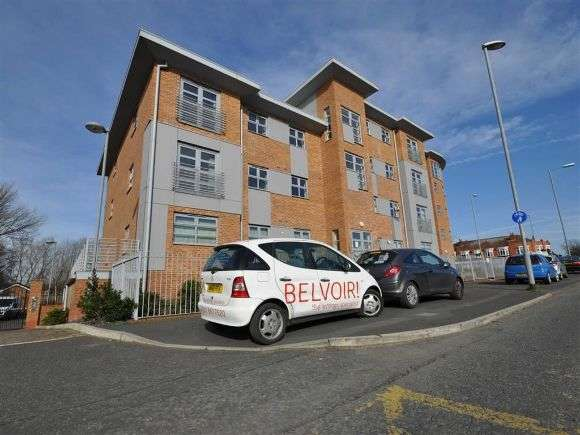 2 Bedrooms Flat for sale in Mauldeth Road West, Chorlton, Manchester