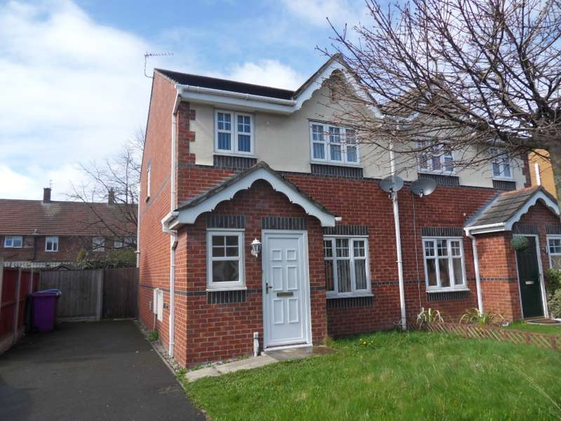 3 Bedrooms Semi Detached House for rent in All Hallows Drive Speke L24