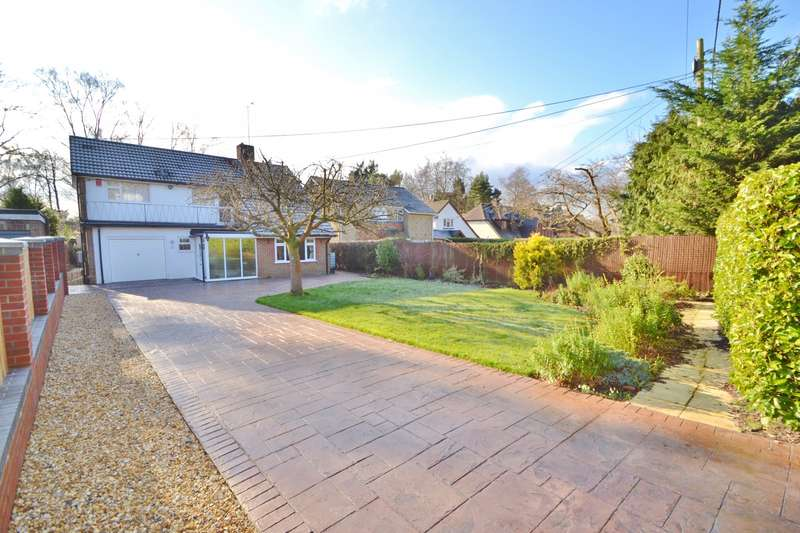 4 Bedrooms Detached House for sale in Parish Of Ampfield