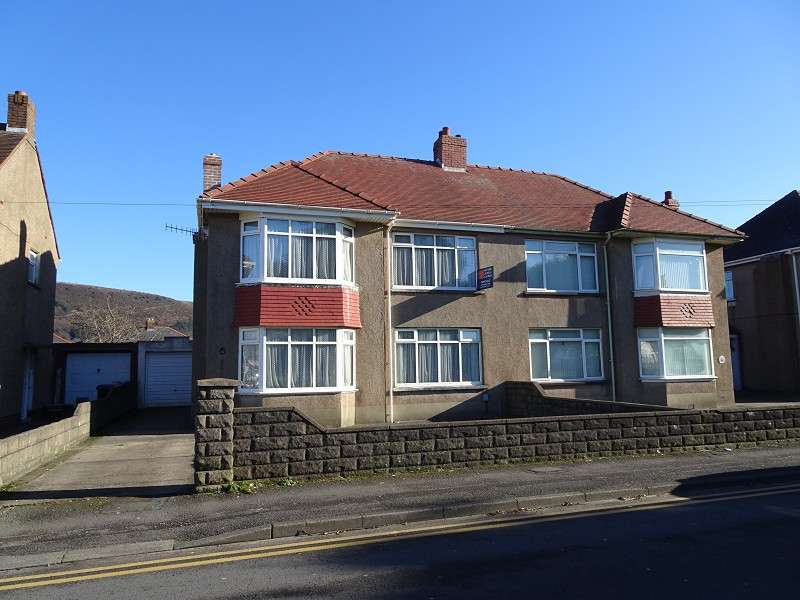 4 Bedrooms Semi Detached House for sale in Vivian Park Drive, Port Talbot, Neath Port Talbot. SA12 6RT