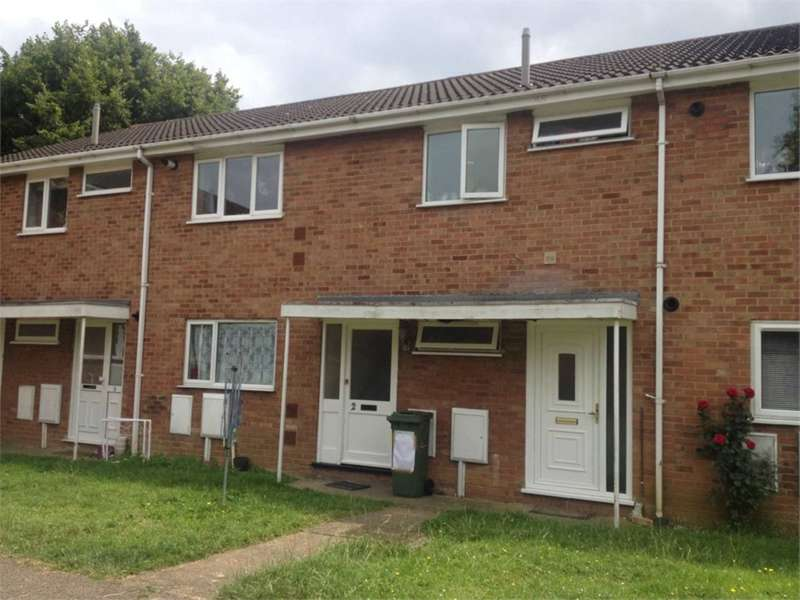 2 Bedrooms Flat for rent in Cromarty Court, Bletchley