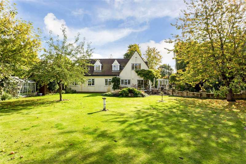 4 Bedrooms Detached House for sale in Lower Radley, Abingdon, OX14