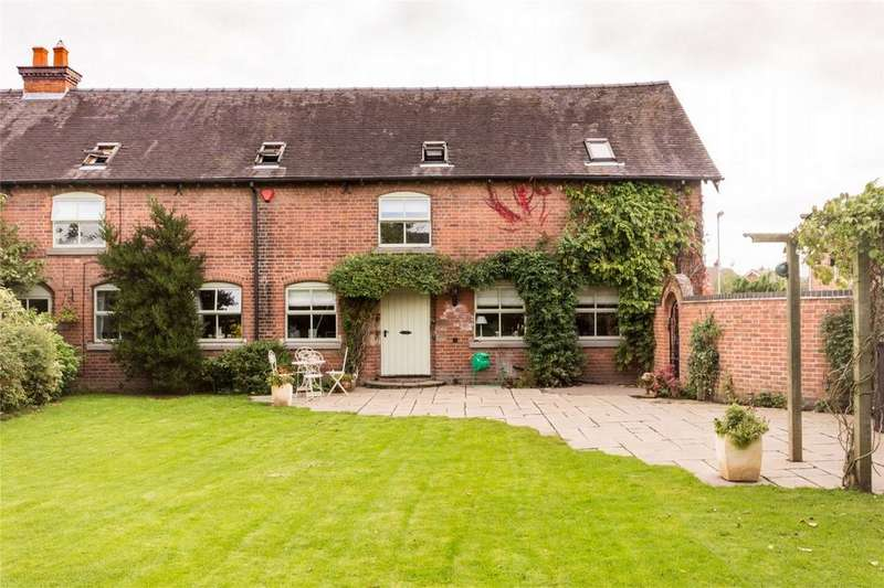 4 Bedrooms Cottage House for sale in Wade Croft, Wade Lane, Hill Ridware, Rugeley, Staffordshire