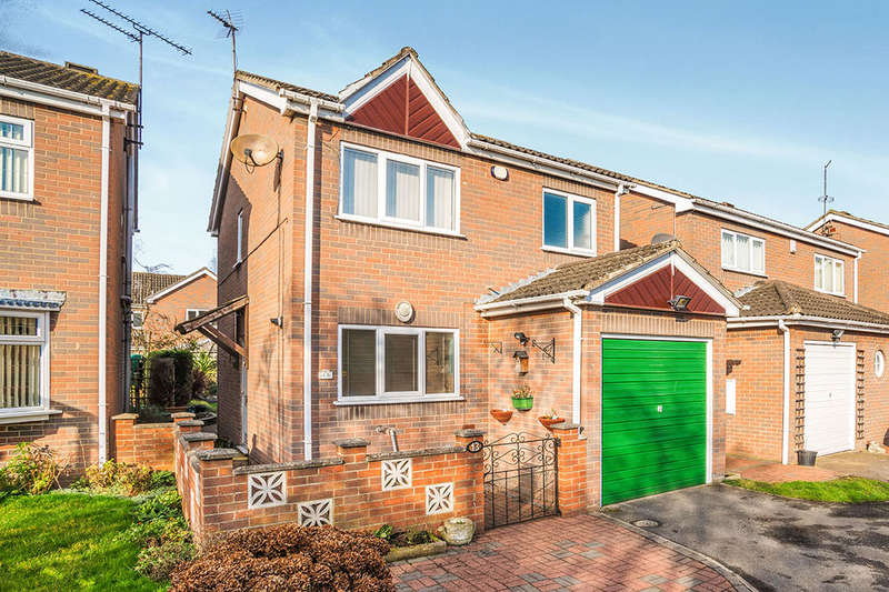 3 Bedrooms Detached House for sale in Oaktree Drive, Hull, HU8