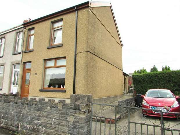 3 Bedrooms Semi Detached House for sale in Martyns Avenue, Seven Sisters, Neath, West Glamorgan