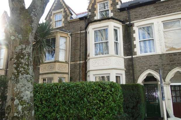 2 Bedrooms Flat for sale in Conway Road, Pontcanna, Cardiff, South Glamorgan