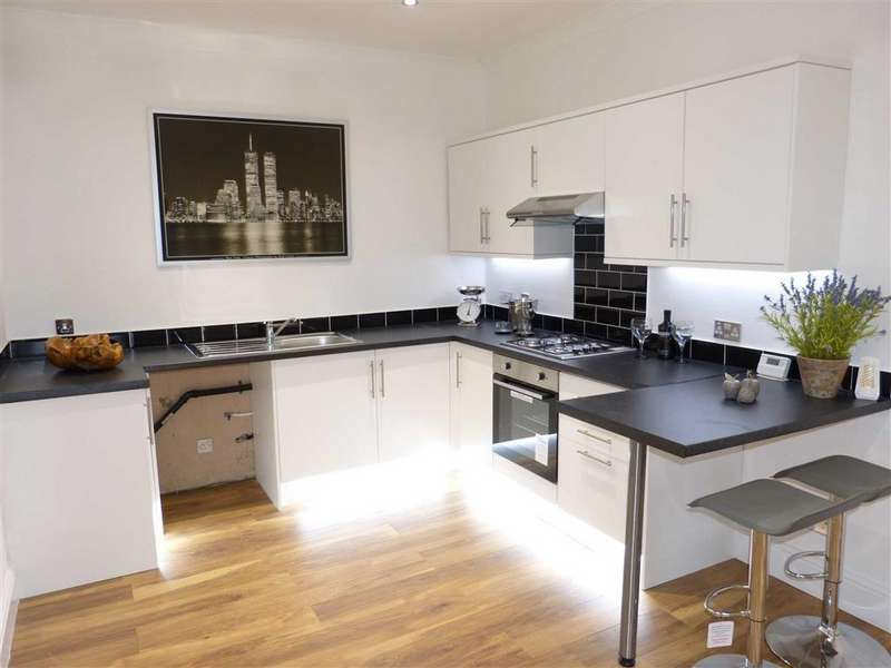 1 Bedroom Flat for sale in High Street East, Glossop