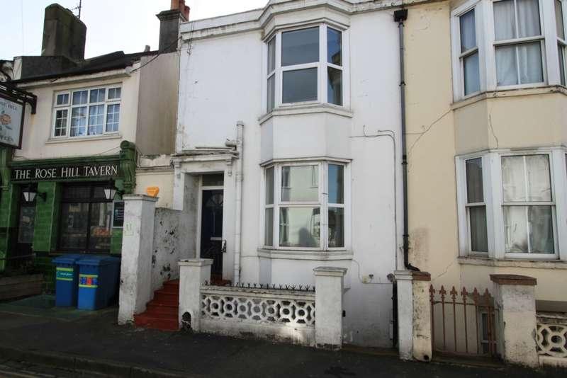 3 Bedrooms Maisonette Flat for rent in Rosehill Terrace, Brighton, BN1