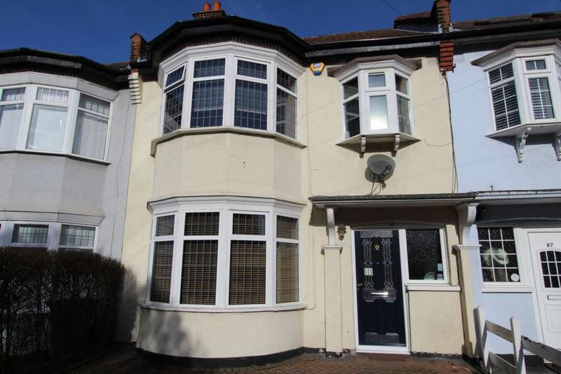 3 Bedrooms House for sale in Bingham Road, Croydon, CR0